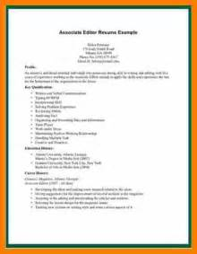 How To List An Associate S Degree On A Resume by 8 Associates Degree On Resume Monthly Budget Forms