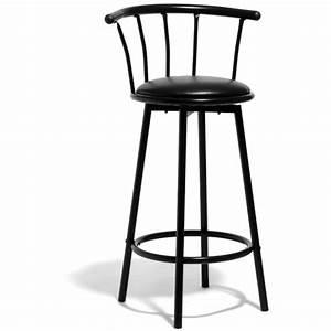 Chaise Pas Cher Gifi : latest tabouret de bar bistrot noir gifix with tabouret gifi ~ Teatrodelosmanantiales.com Idées de Décoration