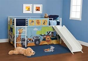 Lit Toboggan Ikea : amazing chambre jungle cdiscount chambre jungle cdiscount ~ Premium-room.com Idées de Décoration
