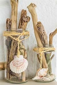 Decoration Bois Flott Dcoration Ides Coquillages