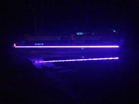 LED Night Fishing Blacklight UV Ultraviolet