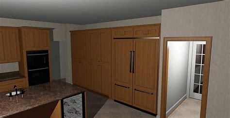 installing wine cooler in existing cabinet november 2010 selah design services