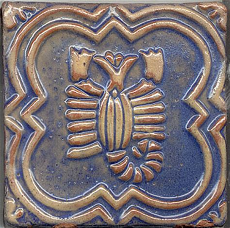 american arts and crafts zodiac tile by moravian for sale