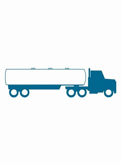 Truck Clipart Fuel Chemical Tank Engineering Vector