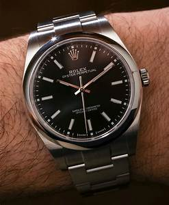 Rolex Oyster Perpetual 39 114300 Black Or White Dial ...