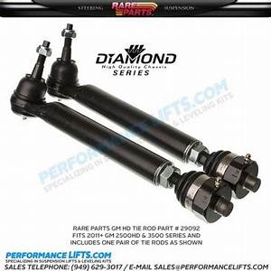 2011 Dodge Ram 1500 Light Replacement Rare Parts Chevrolet And Gmc Gen 2 Heavy Duty Tie Rod Kit