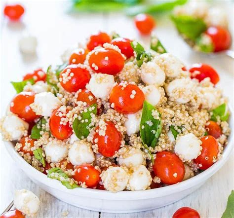 cuisiner mozzarella 13 recettes originales de salades d 39 été saines et gourmandes