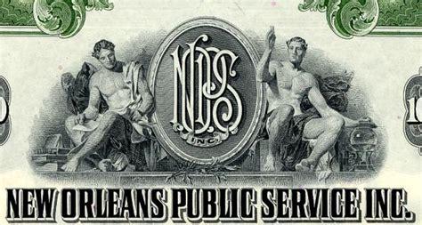 new orleans service inc louisiana 1944