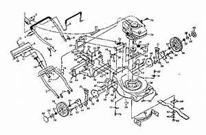 Craftsman Craftsman 22 Inch Power Propelled Lawn Mower