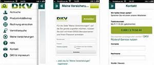 Ergo Direkt Zahnzusatzversicherung Rechnung Einreichen Formular : dkv app dkv ~ Themetempest.com Abrechnung
