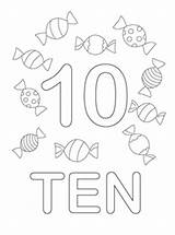 Coloring Number Pages Numbers Printable Ten Preschool Worksheets Activities Mr Learning Printables Colouring Mrprintables Word Class Colorings Template Getcolorings Count sketch template
