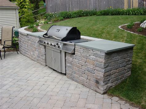 outdoor bbq kitchen ideas the outdoor built in grills design home ideas collection