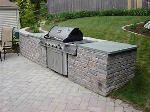 The Outdoor Built In Grills Design — Home Ideas Collection