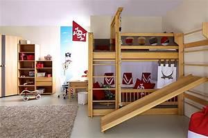 Hochbett Zwei Kinder : hochbett mit rutsche ein traum f r kinder ~ Lizthompson.info Haus und Dekorationen