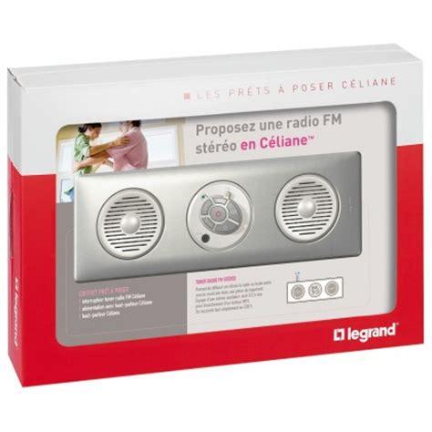 radio pour cuisine radio tuner encastrable legrand radio salle de bain radio