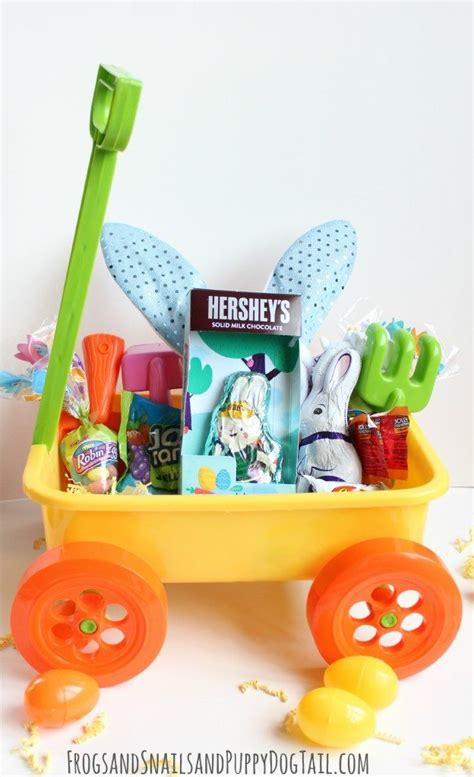 creative easter basket ideas  kids  love
