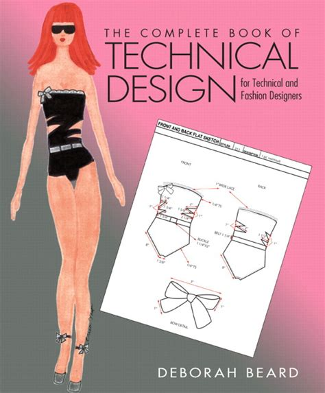 fashion design books beard complete book of technical design for fashion and