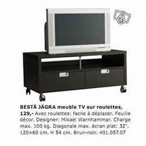 Meuble Tv Roulettes Ikea : meuble tv wenge ikea royal sofa id e de canap et ~ Melissatoandfro.com Idées de Décoration
