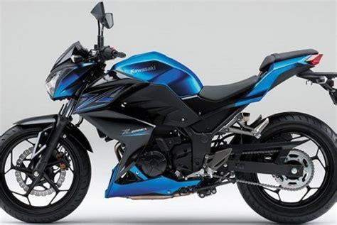 Kawasaki Z250 Picture by Begini Tilan The New Kawasaki Z250 Abs 2016 Republika