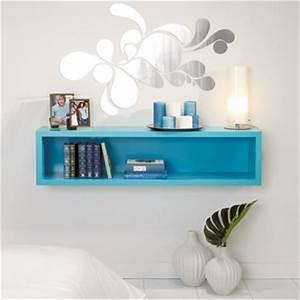 Console Murale Suspendue : construire une base de lit et des unit s de rangement ~ Premium-room.com Idées de Décoration