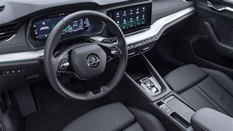 skoda octavia combi   interior wallpaper hd car