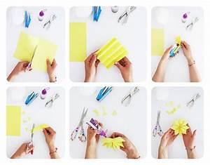 Comment Faire Une étoile En Papier : 1001 astuces pour apprendre comment faire une guirlande ~ Nature-et-papiers.com Idées de Décoration