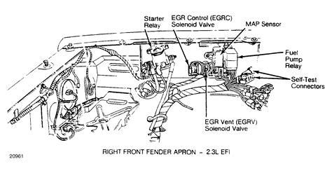 similiar 1988 ford ranger fuel system keywords ford ranger fuel system diagram on 1988 ford ranger fuel pump wiring