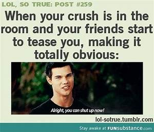When your crush is in the room | Best Friends ️ ...