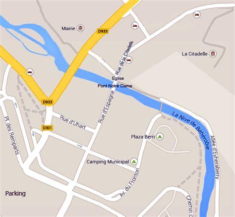 jean pied de port pays basque route de jacques de compostelle irouleguy