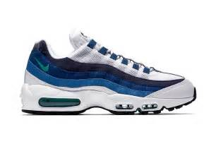 nike air max design nike air max 95 og quot blue quot hypebeast
