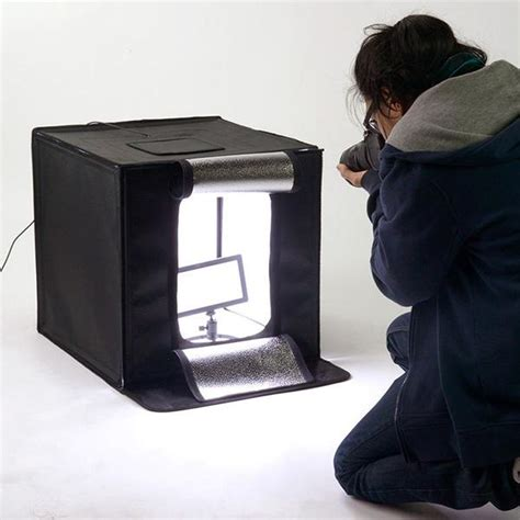 studio lights cheap fotodiox led studio in a box review an inexpensive