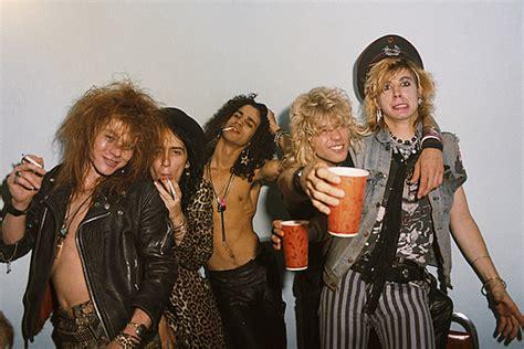 25 Most Destructive Guns N' Roses Moments