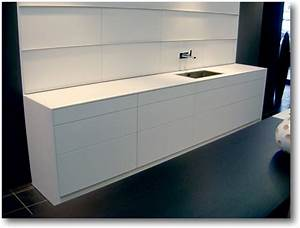 Corian Plan De Travail : plan de cuisine corian meuble crea diffusion sp cialiste corian ~ Mglfilm.com Idées de Décoration