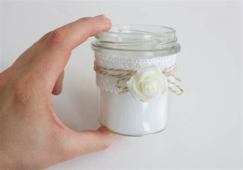kerzen im glas selber machen diy anleitung zur hochzeit romantische kerzen im glas kreativlabor berlin