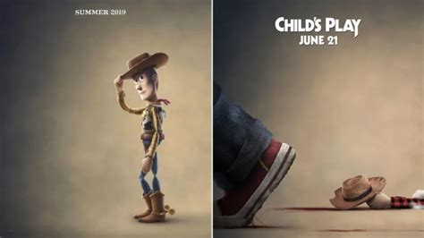 childs play poster trolls upcoming toy story