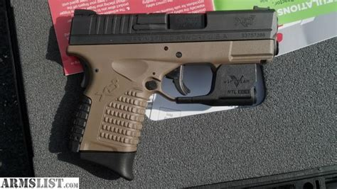 springfield xds light armslist for trade springfield xds 9mm with