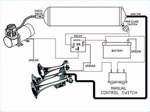 Omega Train Horn Wiring Diagram
