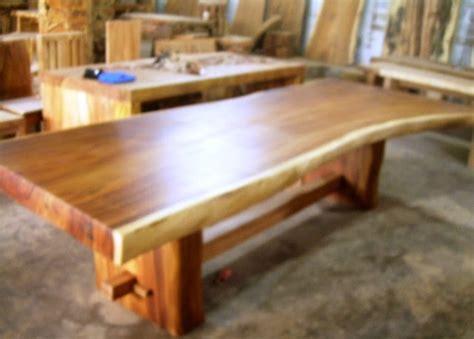 Dark grey wood coffee table 2019 (426) IndoGemstone: Solid Wood Slab