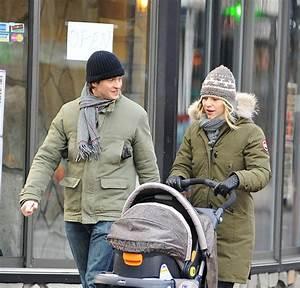 Claire Danes, Hugh Dancy and Baby Cyrus in NYC - Zimbio