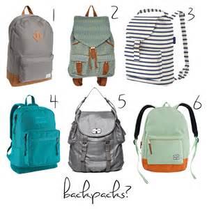 Cute Back to School Backpacks