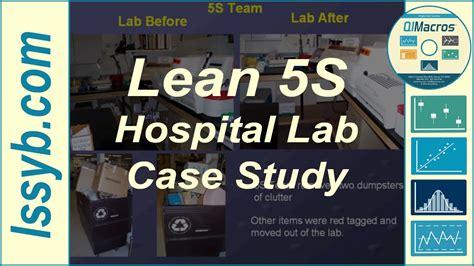 lean  hospital lab case study youtube
