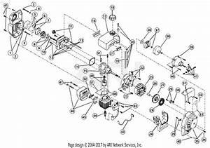 Mtd 410r 21ak410g034  21ak410g034 410r Parts Diagram For Engine Parts