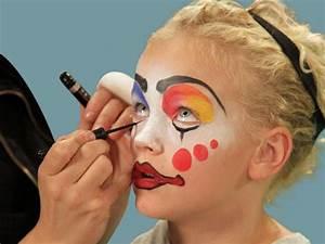 Déguisement Halloween Qui Fait Peur : maquillage halloween enfant pour gar ons et filles en 10 id es simples ~ Dallasstarsshop.com Idées de Décoration