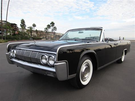 Convertible For Sale by 1964 Lincoln Continental Convertible For Sale