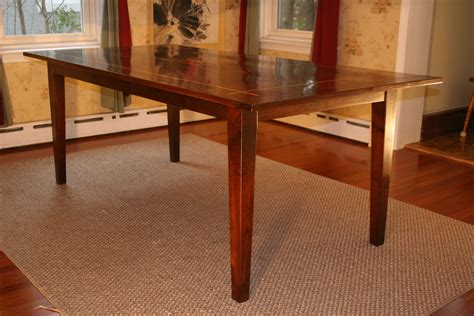 dining table construction plans dining room table plans free marceladick com