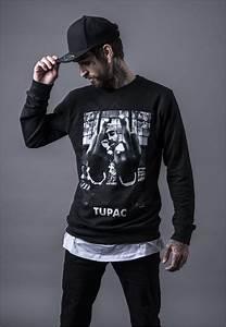 Streetwear Auf Rechnung : streetwear fashion online shop mister tee pac crewneck ~ Themetempest.com Abrechnung