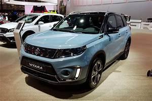 Nouveau Suzuki Vitara 2019 : suzuki vitara restyl 2018 infos et photos officielles au mondial auto 2018 ~ Dallasstarsshop.com Idées de Décoration