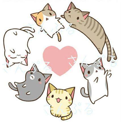anime japanese cat best 25 kawaii cat ideas on kawaii drawings