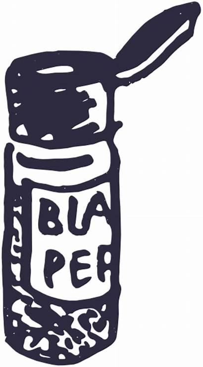 Pepper Shaker Clipart Clip Blackpepper Cliparts Clker