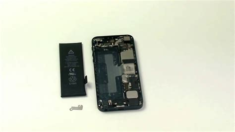 how to take apart an iphone 5 how to take apart the iphone 5 20355